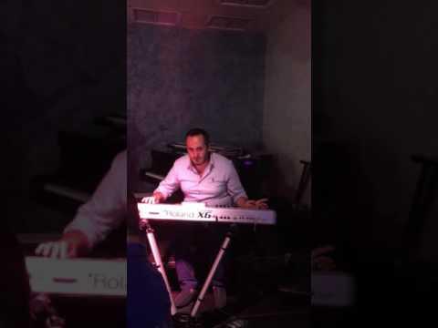 Georgig Chirishian - Artsounkov Dogher Live In Jose Restaurant Yerevan