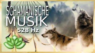 Schamanische Musik - 528 Hz Meditations Musik