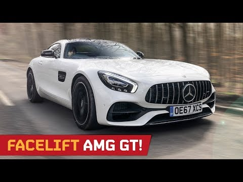 Facelift AMG GT!!  Full Review in 6mins! | SPEED REVIEW