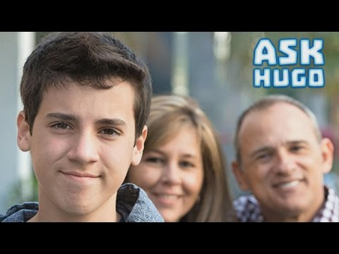 How Do I Tell My Atheist Parents I'm Christian? Ask Hugo #37
