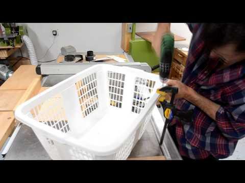 Laundry hamper - worth fixing?
