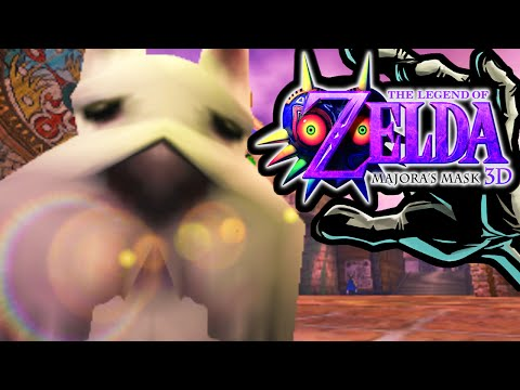 The Legend of Zelda Majora's Mask 3DS Gameplay Walkthrough Clock Town Side Quests Minigames PART 29