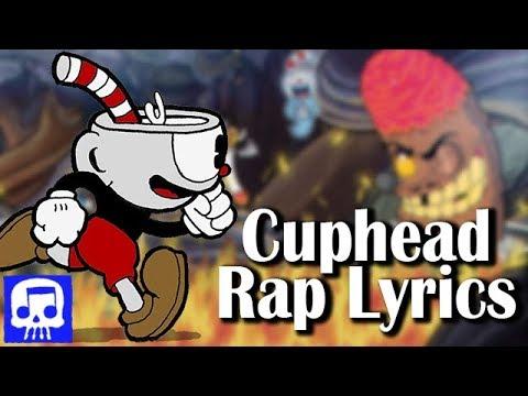 Cuphead Rap LYRIC VIDEO by JT Music