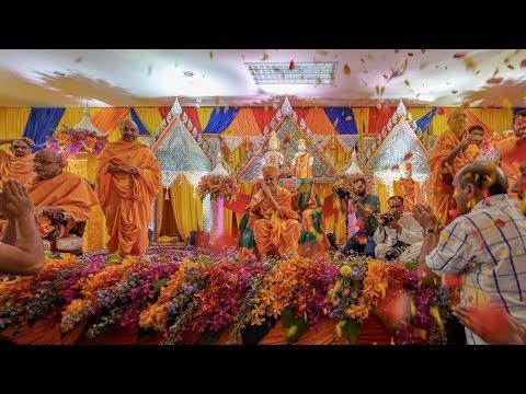 Guruhari Darshan 10 Apr 2018, Bangkok, Thailand