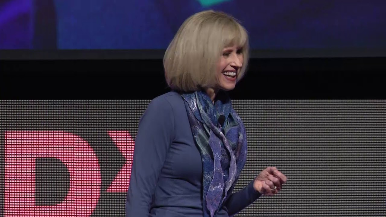 Can a Blog Save Lives? | Anne Moss Rogers | TEDxGraceStreetWomen