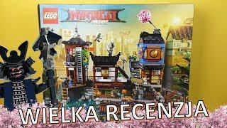 LEGO Ninjago Movie Doki 70657 / RECENZJA PO POLSKU