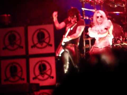 """Hair Ball - Van Halen """"Panama"""" Rock On The Range 2012, Crew Stadium, Columbus, OH 5/18/12"""
