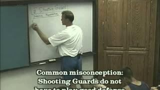 Shooting Guard Part 2