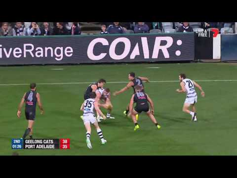Highlights: Geelong v Port Adelaide