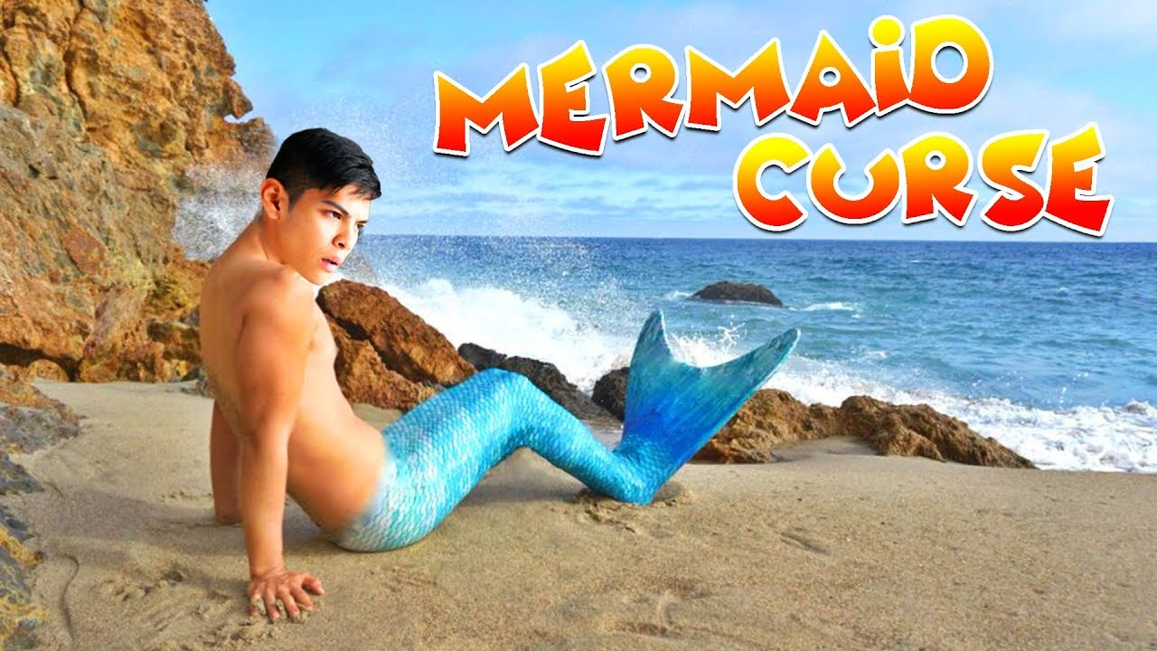 Download MERMAID CURSE?!! I'VE BECOME A MERMAN FOR 24 HOURS   108Life Hacks