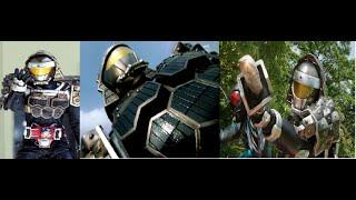 トリプル黒影!ギンガのガンバライジング ND3弾 プレイ動画