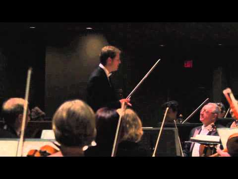 The Concertmaster and the Violin