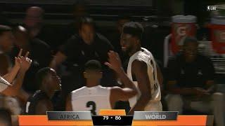 Quarter 4 One Box Video :Africa Vs. World, 8/4/2017
