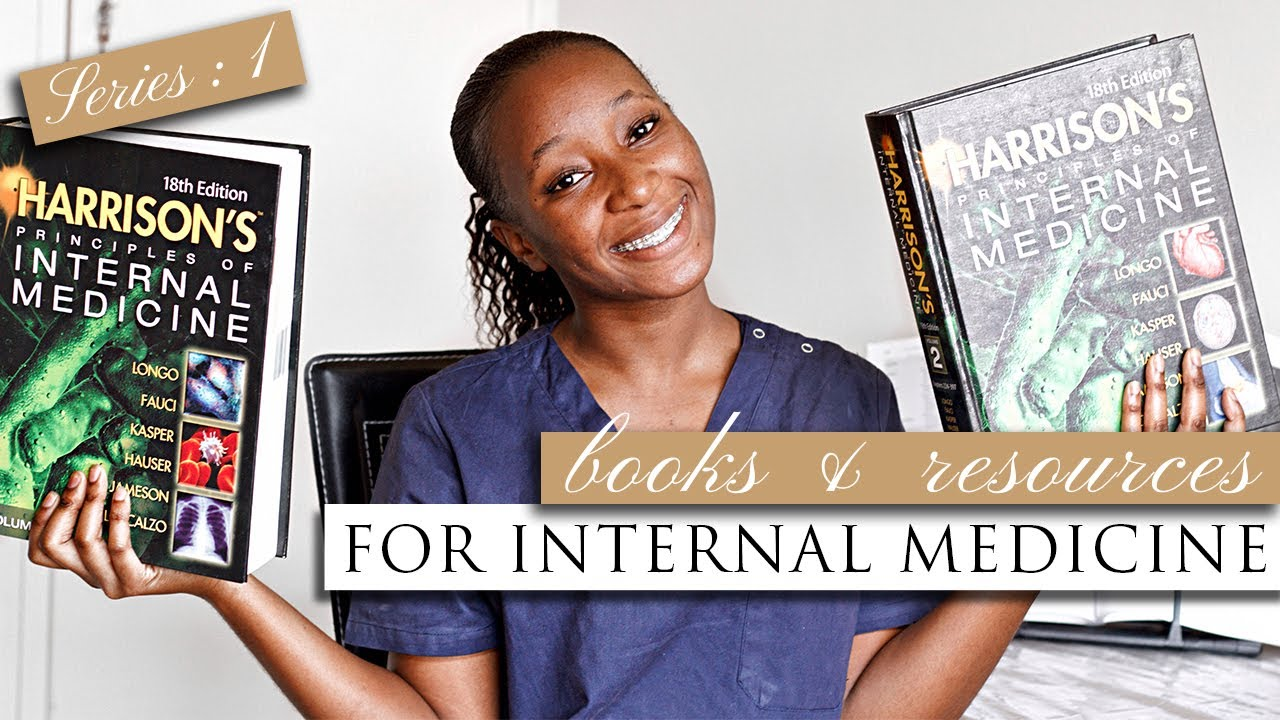 BOOKS & RESOURCES YOU NEED For Internal Medicine | CLINICAL YEARS | TheStylishMed