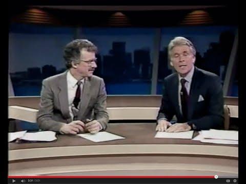 KRON 3/13/1984 News Clips - Channel 4 San Francisco Bay Area 80s