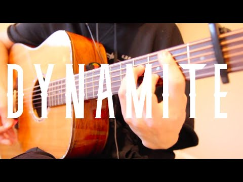 bts-(방탄소년단)---dynamite---acoustic-cover-with-chords---jooyoung-park