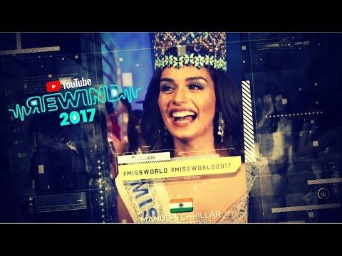 YouTube Rewind 2017 : Miss World 2017  #YouTubeRewind