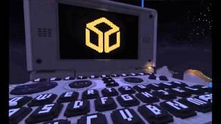 Minecraft Open Pandora Handheld Finished