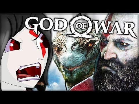 MONSTROUSLY GOOD - God of War! (First Impressions Shenanigans)