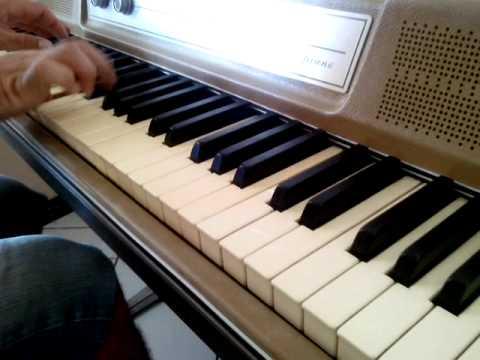 Wurlitzer piano Electronic Student Vintage Piano