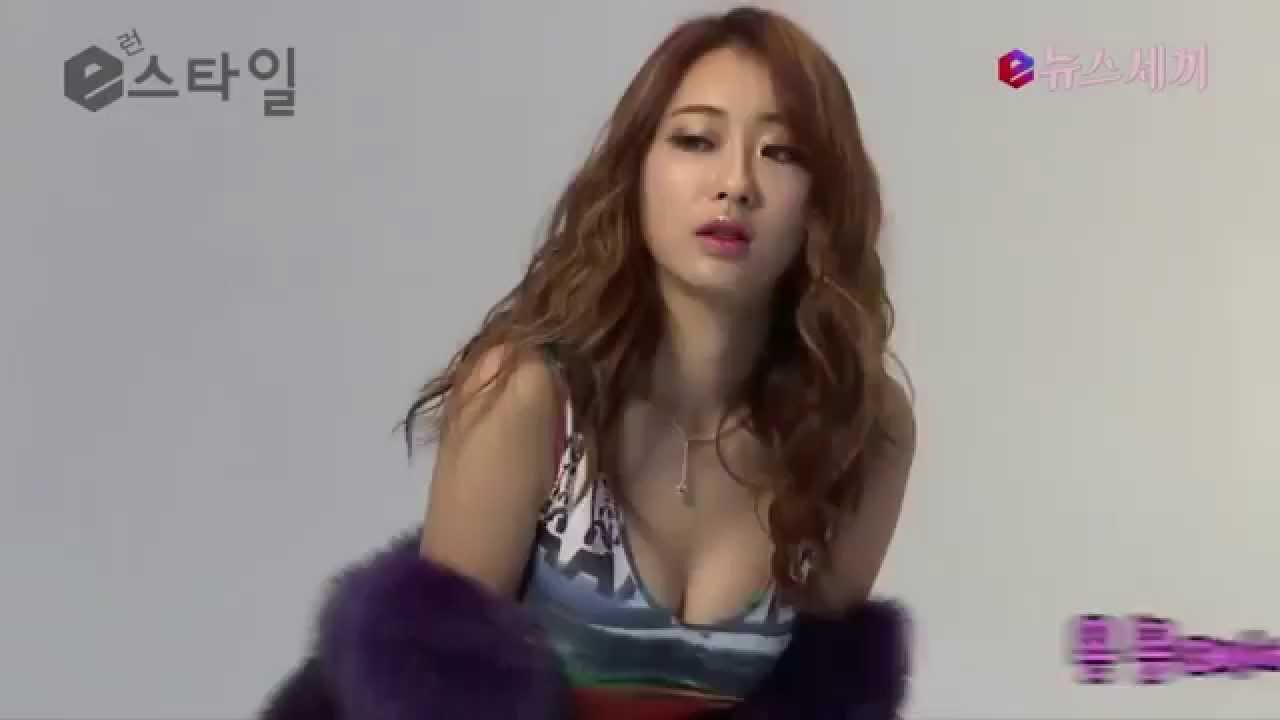 Kyungri Figaro Korea Sexy Photoshoot - Youtube-9679