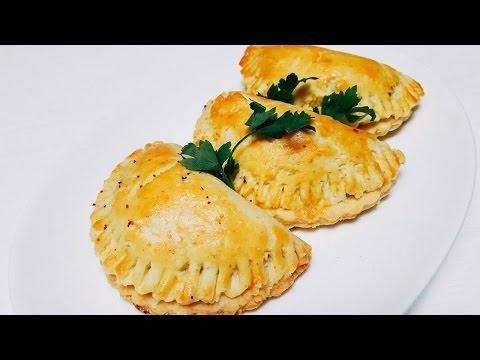 #chausson-à-la-viande-hachée---beef-#empanadas---شوصون-باللحم#