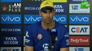 #IPL2018: 'We Batted Poorly In This Wicket' Says Stephen Fleming | Sports Tak