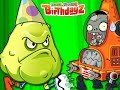 Plants Vs Zombies 2 - Birthdayz Parties #3 Bonk Choy New Birthday Costume