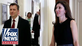 Do anti-Trump text messages between Peter Strzok and Lisa Page rise to the level of treason? thumbnail