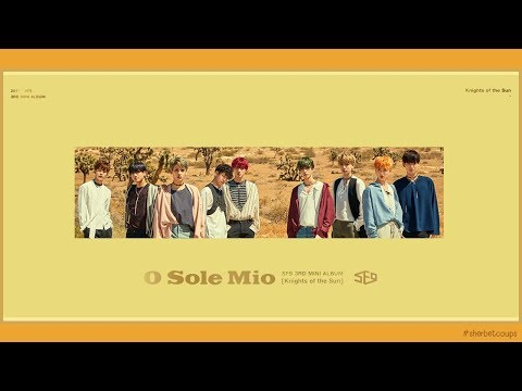 [Full Album] SF9(에스에프나인) - Knights of the Sun (3rd Mini Album)