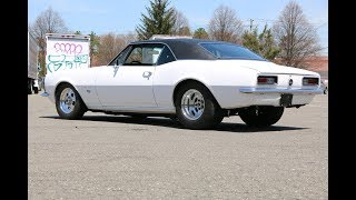 555 Pat Musi Big Block 1967 Chevrolet Camaro Pro Street For Sale Fresh Build with No Expense Spared