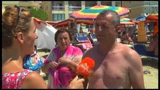 Pushuesit e rregullt në plazhin publik në jo pak raste ka ndërhyrë ...