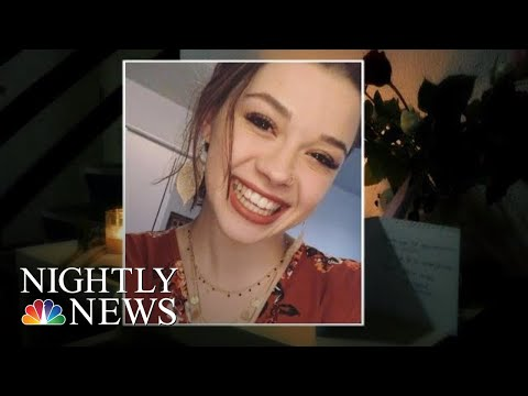 Minnesota College Student Studying In The Netherlands Stabbed Death By Roommate | NBC Nightly News