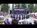 TOKYO PHANTOM ORCHESTRA_ふくろ祭り東京よさこい'17_西口公園会場