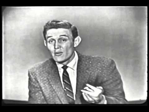 The Jimmy Dean Show is canceled - 1959 - YouTube
