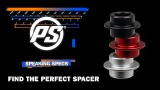 How to find the perfect spacer - Powerslide Speaking Specs