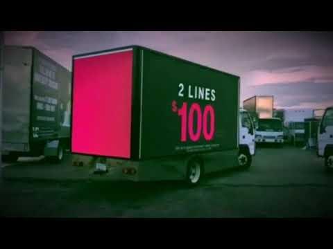 Video LED Mobile Billboard, mobile billboard truck, digital