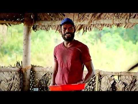 Download AADU 2  VINAYAKAN - BANK ROBBERY | BEST COMEDY SCENE