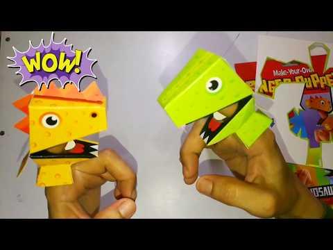 9 Best Dinosaur paper bag.. images | Dinosaur puppet, Dinosaur ... | 360x480