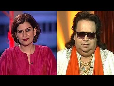 Bappi Lahiri uses music to woo Bengal voters