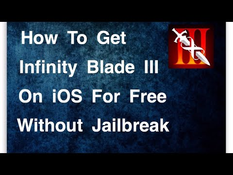 How To Download Infinity Blade III On iOS For Free Without Jailbreak