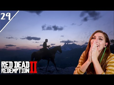 Mountains Are Dangerous!!! (Colm & Chief Rains Fall) | Red Dead Redemption 2 Pt. 29 | Marz Plays thumbnail
