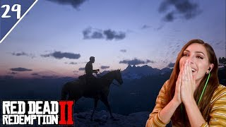 Mountains Are Dangerous!!! (Colm & Chief Rains Fall) | Red Dead Redemption 2 Pt. 29 | Marz Plays