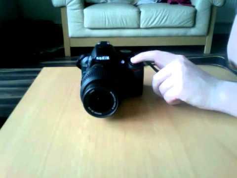 Nikon D3100 continuous shooting