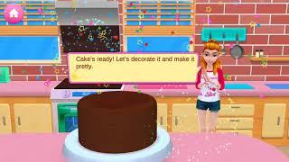 Kids TV Little Baby Fun Cooking Cake | Kidstv Cartoon Educational \ Games Compilation