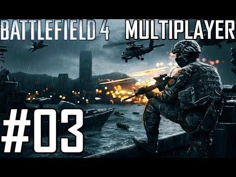 "Let's Play Battlefield 4 Multiplayer #03 German [Team Deathmatch / Golmud-Bahn & Operation ""Spind""]"