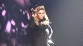 "Madonna ""Revolver"" live @ MDNA Tour Las Vegas MGM Grand 10/13/12 From Golden Triangle"