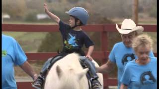 Colorado Therapeutic Riding Center - Celebrating 35 years of Magic!