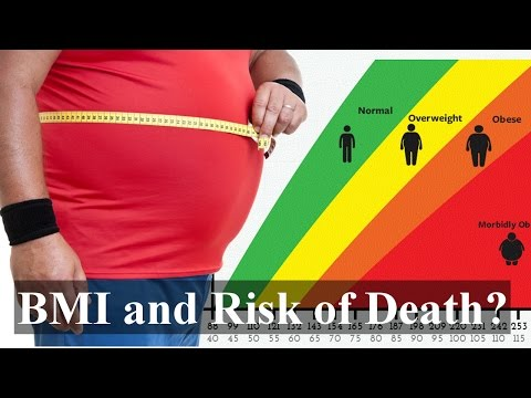What Is Your Risk of Death Based on Your BMI?
