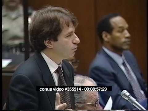 OJ Simpson Trial - February 15th, 1995 - Part 1